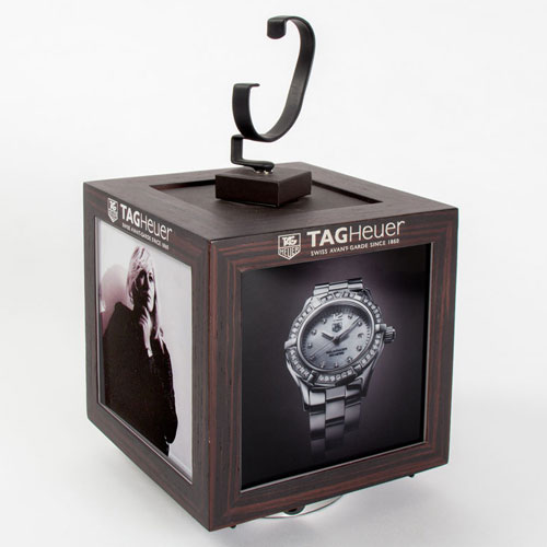 TAG Heuer Cube