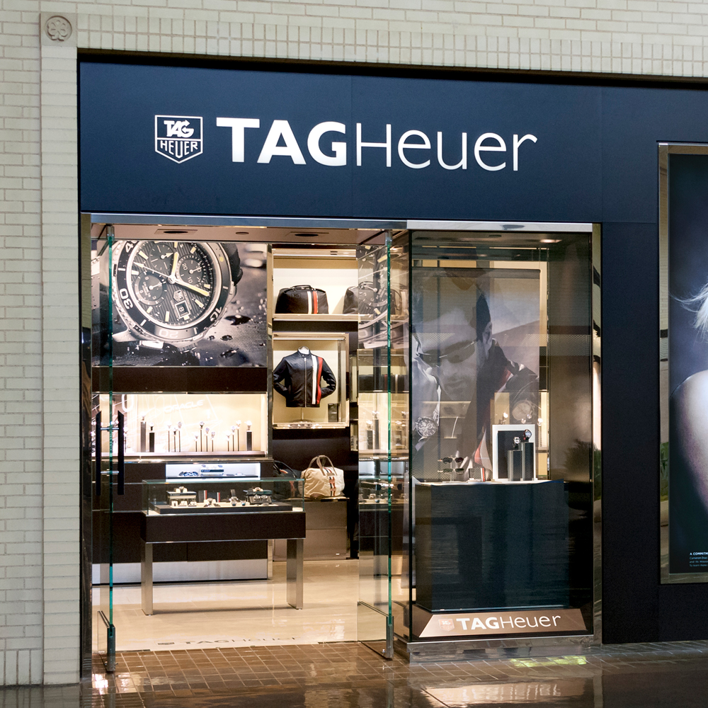 TAG Heuer Fixture