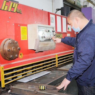Sheet Metal Press