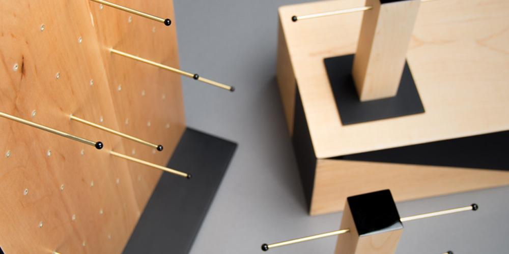 Wood Display System